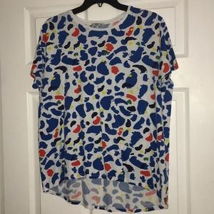 Zara, women's top, size L